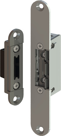 Supplementary locking system