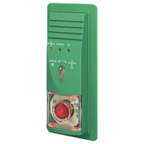 Flush-Mounted Control Terminal 12/24 V DC with TS bus