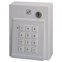 Compact door code devices